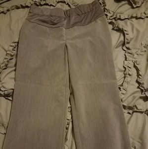 Buisness maternity pants